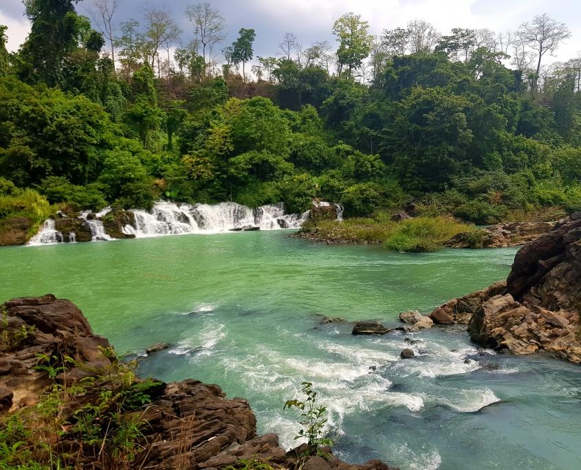 vietnam-paysage-cascade
