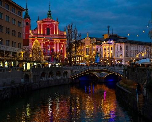 Ljubljana-slovénie